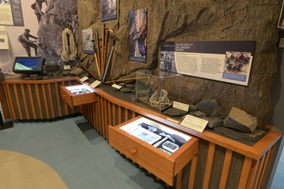 Gateway to the Rockies curated by Michale Lang, Whyte Museum of the Canadian Rockies