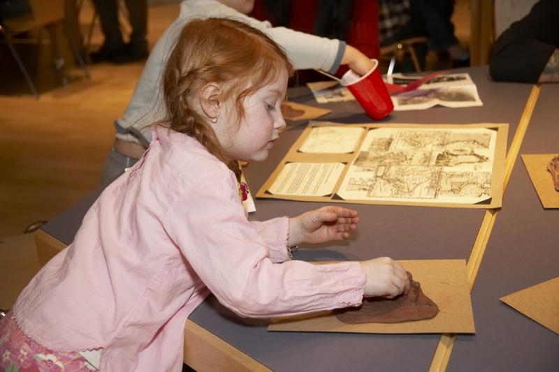 Family Programming, Glenbow Museum, 2007